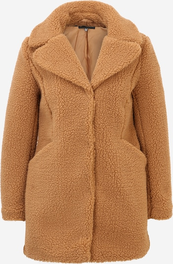 Vero Moda Petite Between-Seasons Coat 'Donna' in Brown, Item view