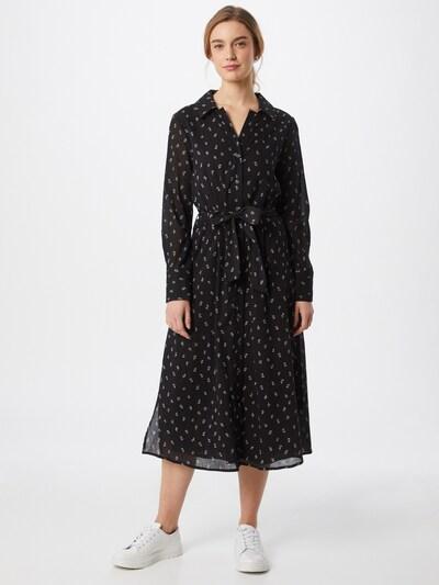 SOAKED IN LUXURY Kleid 'Carroll Halima' in schwarz / weiß, Modelansicht