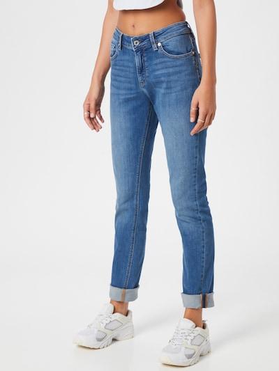 Jeans 'Catie' Q/S by s.Oliver pe albastru denim, Vizualizare model