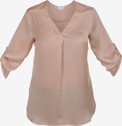 usha WHITE LABEL Bluse in nude, Produktansicht
