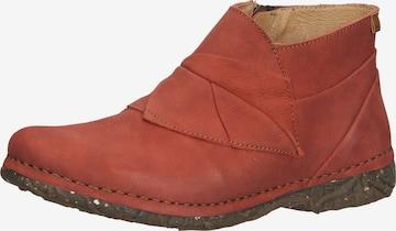EL NATURALISTA Stiefelette in Rot