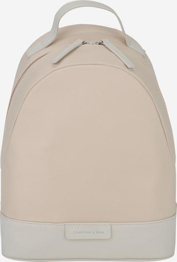 Kapten & Son Plecak 'Alesund' w kolorze beżowym, Podgląd produktu