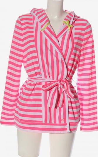Hunkemöller Sweatshirt & Zip-Up Hoodie in M in Pink / White, Item view