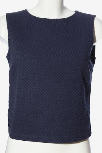 EDC BY ESPRIT Cropped Top in M in blau, Produktansicht