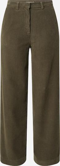 Pantaloni 'Posey' KnowledgeCotton Apparel pe kaki, Vizualizare produs