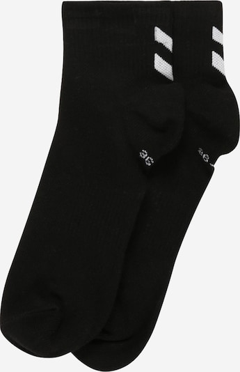 Hummel Sports socks 'CHEVRON' in Black / White, Item view