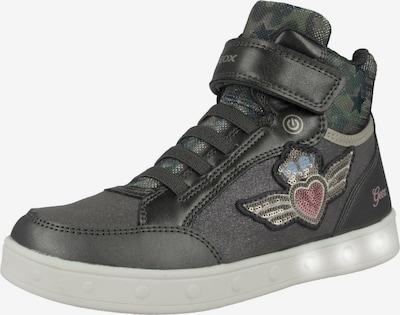 GEOX Sneaker in grün / mischfarben, Produktansicht