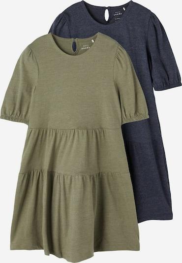 NAME IT Vestido en navy / caqui, Vista del producto