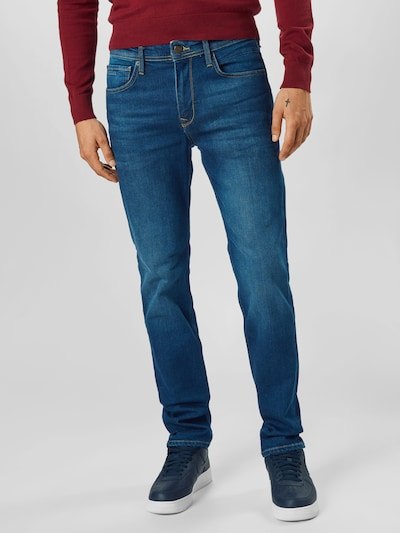 Petrol Industries Jeans in blue denim, Modelansicht
