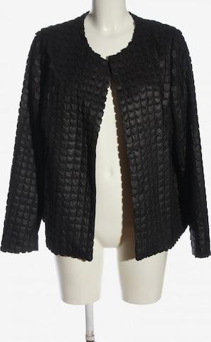 TRIANGLE Jacket & Coat in XXXL in Black