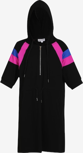 myMo ATHLSR Sports Dress in Blue / Neon pink / Black, Item view