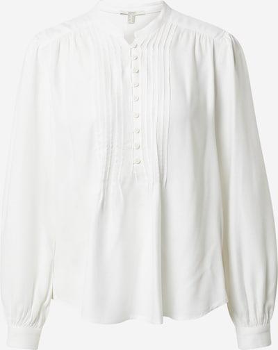 ESPRIT Bluse in offwhite, Produktansicht