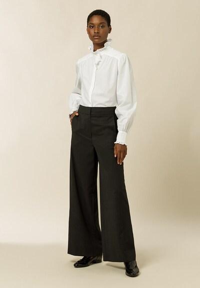 IVY & OAK Bluse in weiß, Modelansicht