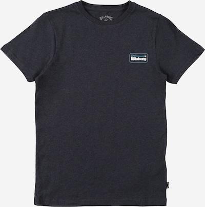 BILLABONG Sportshirt in hellblau / blaumeliert / weiß, Produktansicht