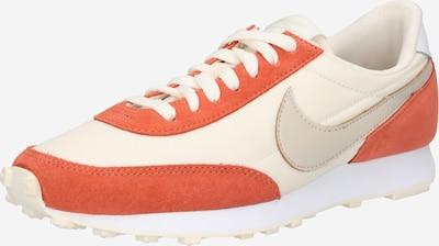 Nike Sportswear Tenisky 'Daybreak' - krémová / šedobéžová / tmavě oranžová, Produkt