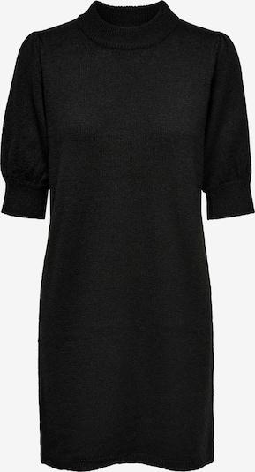 JDY Robes en maille 'JDYRUE' en noir, Vue avec produit