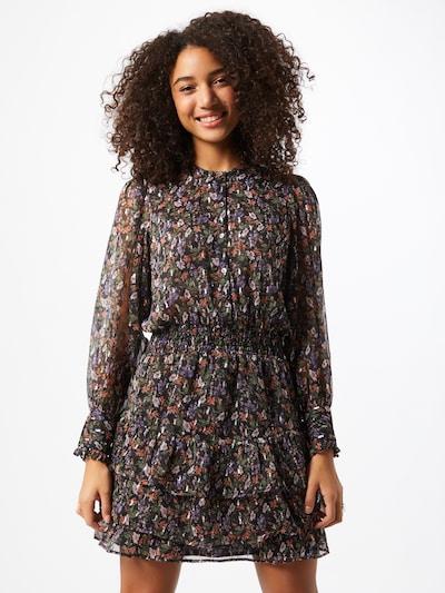 Neo Noir Kleid 'Bimba' in mischfarben / schwarz, Modelansicht