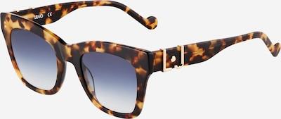 Liu Jo Sonnenbrille '746S' in braun / dunkelbraun, Produktansicht