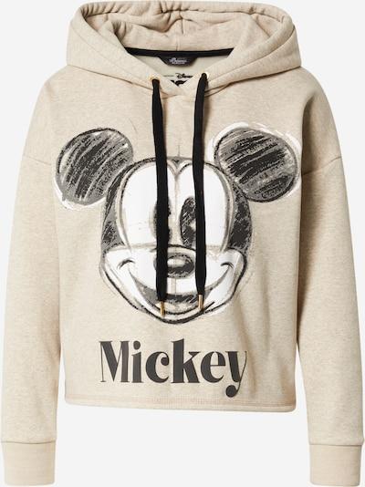 PRINCESS GOES HOLLYWOOD Sudadera 'Mickey' en beige / negro / blanco, Vista del producto