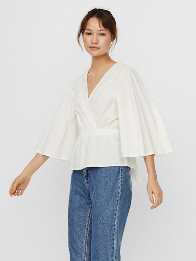 Camicia da donna 'Oprah' VERO MODA di colore bianco naturale, Visualizzazione modelli