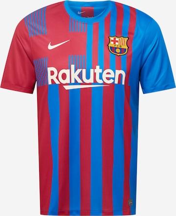 NIKE Dres 'FC Barcelona' - Modrá