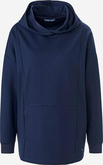 DAY.LIKE Sweatshirt in de kleur Donkerblauw, Productweergave