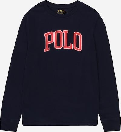 Polo Ralph Lauren Shirt in de kleur Navy / Rood / Wit, Productweergave