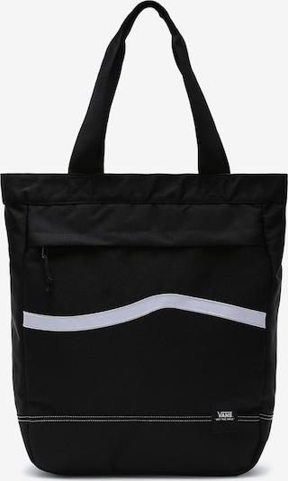 VANS Nakupovalna torba | črna / bela barva, Prikaz izdelka