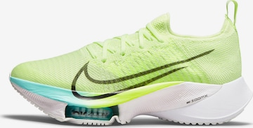 NIKE Running Shoes 'Air Zoom Tempo NEXT%' in Yellow