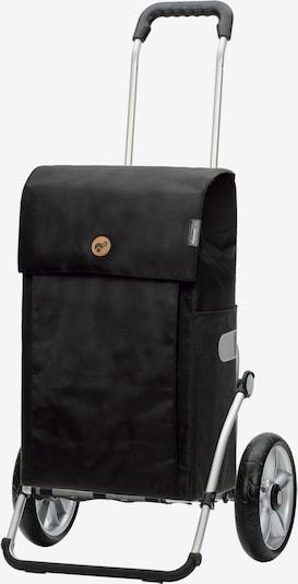 Andersen Shopper Einkaufstrolley 'Royal Shopper Jante' in schwarz, Produktansicht