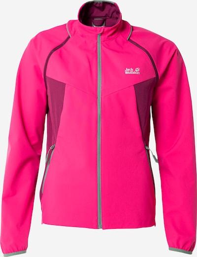 JACK WOLFSKIN Športová bunda 'TANDEM' - ružová / čierna, Produkt