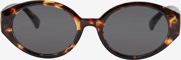 PIECES Solbriller 'Lupi' i brun