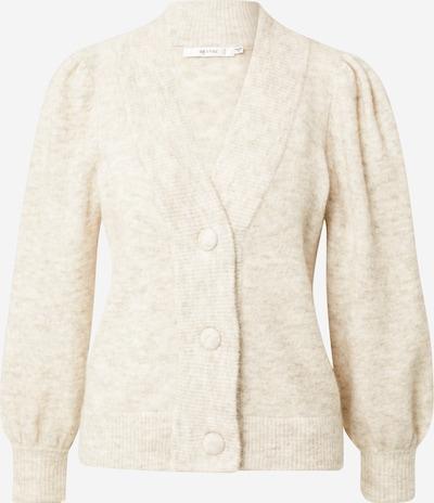 Geacă tricotată 'Alpha' Gestuz pe alb lână, Vizualizare produs