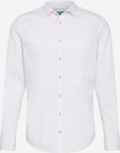 COLOURS & SONS Риза 'PETER' в сьомга / бяло, Преглед на продукта