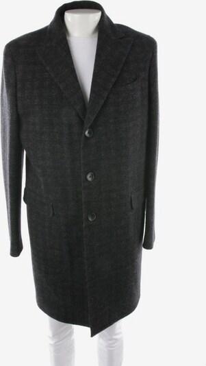 Etro Wintermantel in XL in schwarzmeliert, Produktansicht