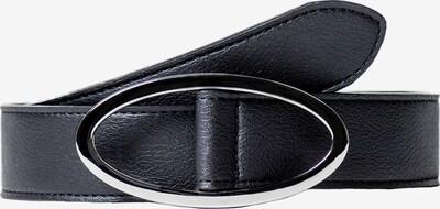 Noani Gürtel in schwarz, Produktansicht