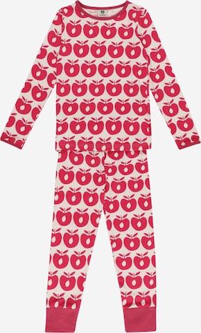 Småfolk Schlafanzug in Rot