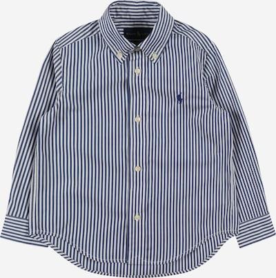 Polo Ralph Lauren Hemd in navy / weiß, Produktansicht