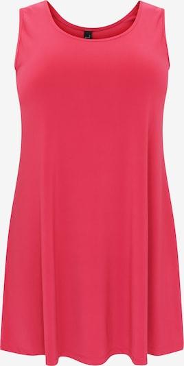 Yoek Top in de kleur Pink, Productweergave