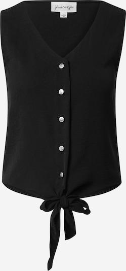 KENDALL + KYLIE Блуза в черно, Преглед на продукта