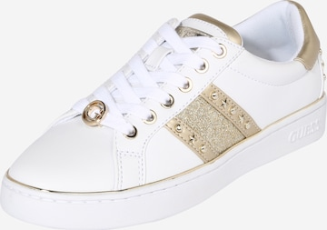 GUESS Sneakers 'BEVLEE' in White