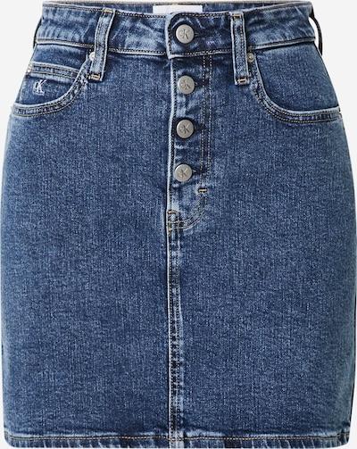 Calvin Klein Jeans Rock in dunkelblau, Produktansicht