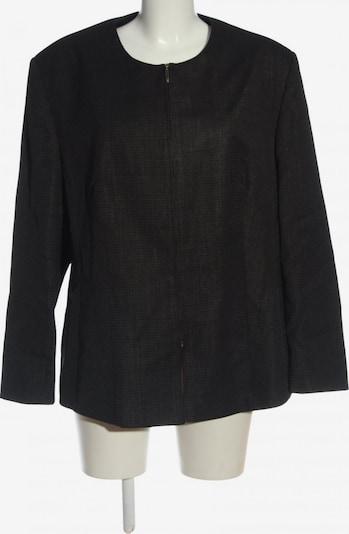 Marcona Kurz-Blazer in XXXL in schwarz, Produktansicht