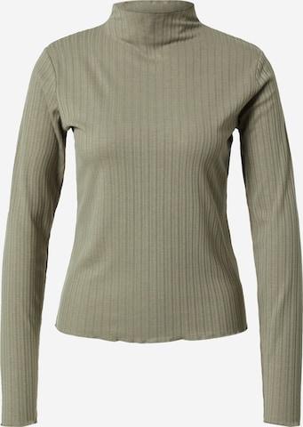 Sublevel Shirt in Grün