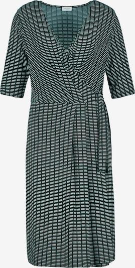GERRY WEBER Wickelkleid in dunkelgrün, Produktansicht