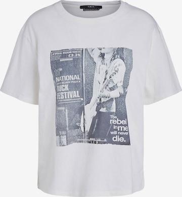 SET Shirt in White
