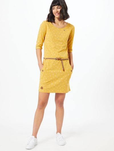 Ragwear Kleid 'Tanya' in gelb, Modelansicht