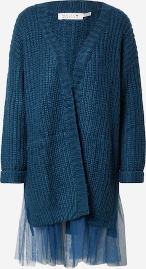 Molly BRACKEN Cardigan en bleu foncé, Vue avec produit