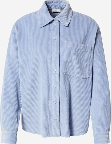 Marc O'Polo DENIM Bluse in Blau