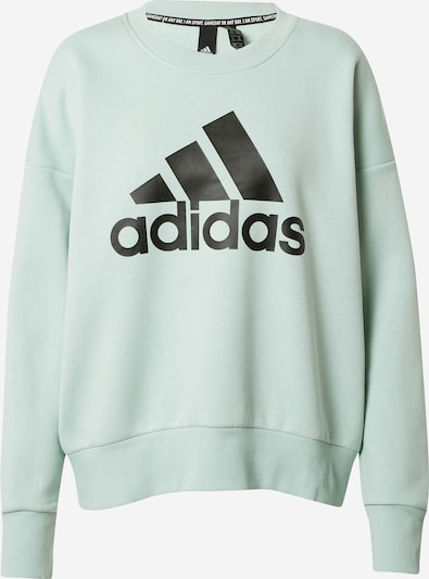 ADIDAS PERFORMANCE Sweatshirt in mint, Produktansicht